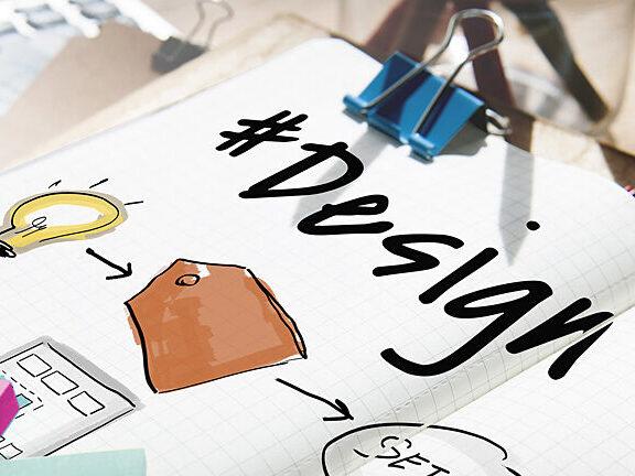 Design layout.