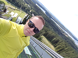 Arto Hakkarainen, tradenomi (ylempi AMK)