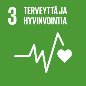 Tavoite 3 - Terveyttä ja hyvinvointia