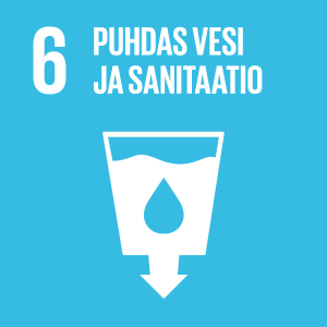 Tavoite 6 - Puhdas vesi ja sanitaatio