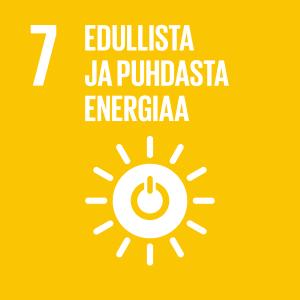 Tavoite 7 - Edullista ja puhdasta energiaa