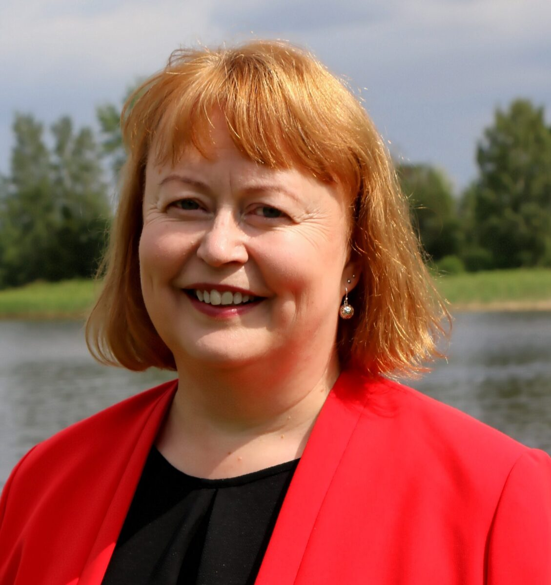 Virpi Laukkanen face photo