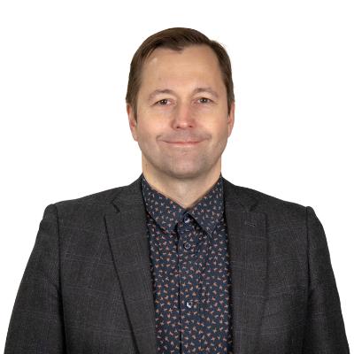 Picture of Senior Lecturer Markku Kellomäki